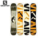 【2015‐16モデル】 サロモン(SALOMON)フリースタイルスノーボード板(ユニセックス)THE VILLAINヴィレイン