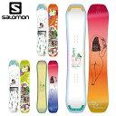サロモン(SALOMON)フリースタイルスノーボード板(ユニセックス)SALOMONDER 2.0 サロモンダー