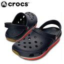 クロックス(crocs) サンダル(ユニセックス) クロックス レトロ クロッグ(NV/RD) 14001