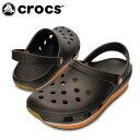 【エントリーでポイント5倍 8/21 23:59まで】クロックス(crocs) サンダル(ユニセックス) クロックス レトロ クロッグ(ESP/PUMP) 14001