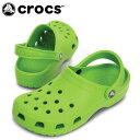 クロックス(crocs) クロックサンダル クラシック 10001-395