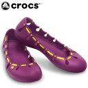 クロックス(crocs) ミュール スプリンギー フラット ウィメンズ 11977-54W