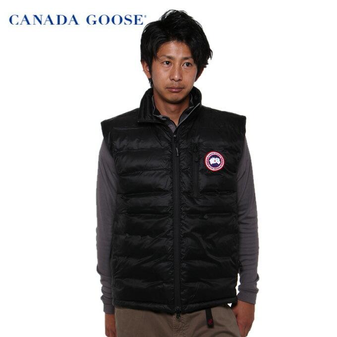 カナダグース(CANADA GOOSE) トレッキングウェア ダウンベスト メンズ LODGE DOWN VEST(C14F-5058M)【2015】