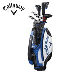 【初心者向け】キャロウェイ(Callaway) ゴルフクラブセット(メンズ) ウォーバード WARBIRD 2014 2X7+PT+CB 2014年
