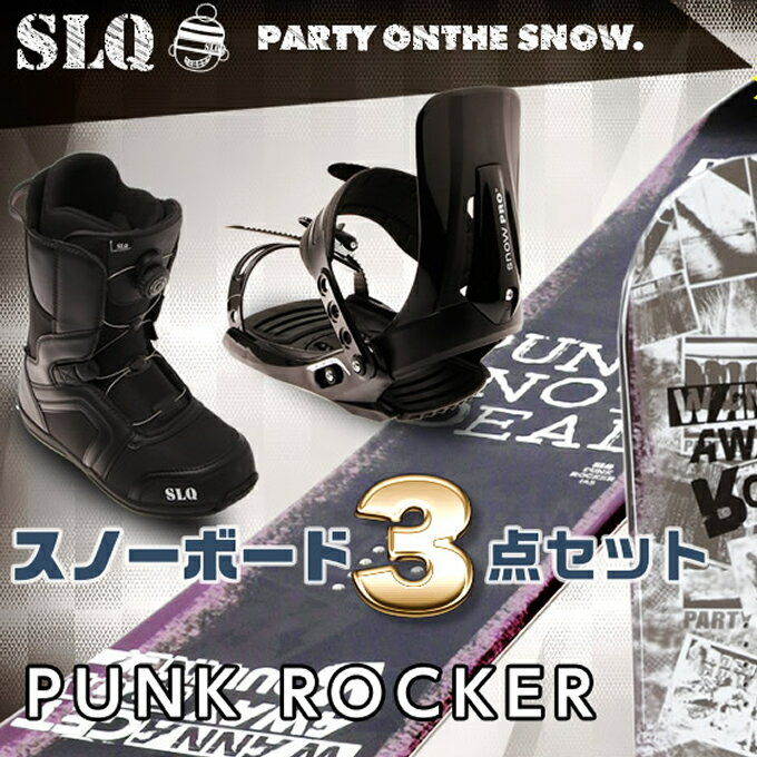 �ڥ��Ρ��ܡ��ɣ������åȡ� �������륭�塼(SLQ) PUNK ROCKER(�ܡ���)��MP180(�ӥ�ǥ���)��������뼰�֡��Ĵ�ñ���� CONCEPT(�֡���)