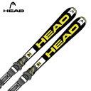 【D10倍 P7倍 G5倍 12/8 1:59まで】ヘッド ( HEAD ) スキー板・セット金具付 SUPERSHAPE TEAM LR + PR11 INS...