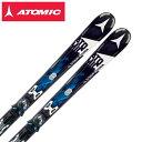 アトミック(ATOMIC) スキー板・セット金具付 BLACKEYE TI ARC + XTO12 【15-16 2016モデル】