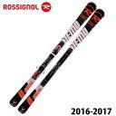 ロシニョール(ROSSIGNOL) スキー板・セット金具付 DEMO DELTA EXPRESS + EXPRESS 10 GAMMMA/DELTA 【16-1...