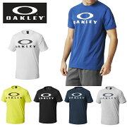 オークリー スポーツウェア 半袖 メンズ ENHANCE TECHNICAL QD TEE.18.01 エンハンステクニカル 457166JP OAKLEY run