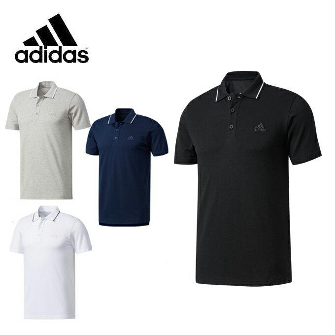 【セール品】アディダス ( adidas ) ESSENTIALS ポロシャツ DJP79 sw