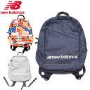 ニューバランス バックパック ジュニア KIDS バックパック7L JABL0640 new balance sw