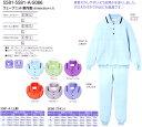 サイズ(S/M/L)●商品は、画像の5581-Aとなります。エンゼル製ウェーブニット室内着(えり付かぶりタイプ)上着のみ(サイズS/M/L)【介護用衣料】