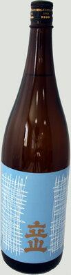 【立山酒造】立山 本醸造 1800ml