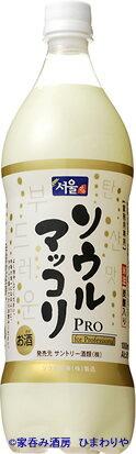 【サントリー】ソウルマッコリ 1000ml