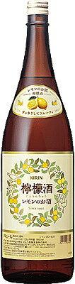 【キリン】檸檬酒(ニンモン酒) 1800mlの商品画像