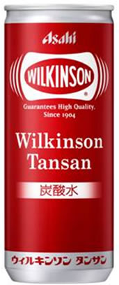 【アサヒ】ウィルキンソン タンサン缶 250ml...の商品画像
