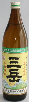 【三岳酒造】三岳 900ml