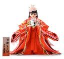 雛人形 特選 リカちゃん 限定 久月 ひな人形 雛人形 特選 立雛 単品 (赤) 雛 名匠・逸品飾り