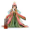 雛人形 特選 リカちゃん 限定 久月 ひな人形 雛人形 特選 立雛 単品 (水色) 雛 名匠・逸品飾