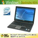 【再生PC】DELL Latitude D430デュアルコア/メモリー1G/外付DVD再生/無線LAN/Windows7【送料無料】【中古パソコン】【中古】【OIKR1】