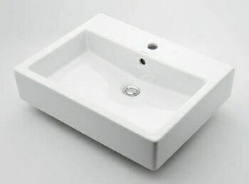 KAKUDAI(カクダイ)DURAVIT角型洗面器 置型タイプ#DU-0452600000