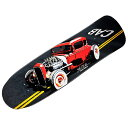 【パウエル・ペラルタ デッキ】POWELL PERALTA DECK CABALLERO HOT RED 9×32.6