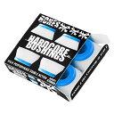BONES Bush HDcore Soft Blue/White 4個1セット●コア入り 「レターパックライト対応」