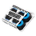 【ボーンズ ブッシュ】BONES Bush HDcore Soft Blue/Black 4個1セット●コア入り 「レターパックライト対応」