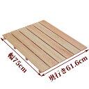 すのこ サイズ 75cm×61.6cm 国産ひのき スノコ ヒノキ 桧 檜 玄関 押入れ 広板