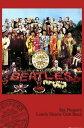 ビートルズ/ポスター The Beatles Sgt. Pepper's Lonely Hearts Club Band フレーム付