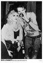 セックス・ピストルズ/ポスター Sex Pistols Sid & Nancy フレーム付