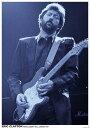 エリック・クラプトン ポスター/Eric Clapton フレーム付  Royal Albert Hall 1987