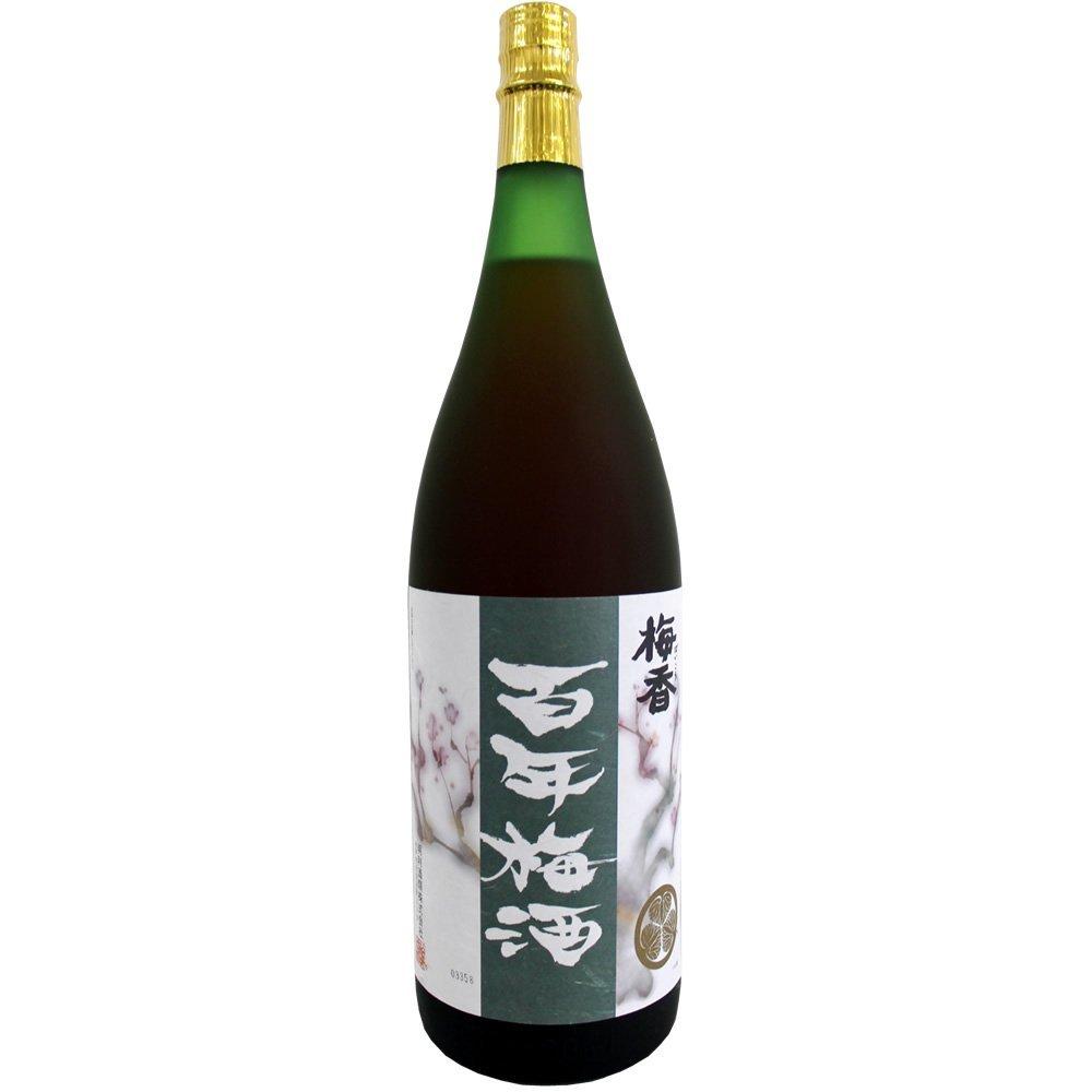 梅酒 梅香 百年梅酒 1800mlの商品画像