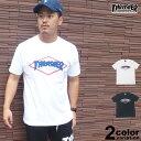 スラッシャー tシャツ THRASHER STARTER スターター 半袖 メンズ マグロゴ スケーター thrasher 大きいサイズ