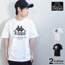 カッパ Kappa Tシャツ LOGO TEE ビッグロゴ メンズ レディース [KLA12TS01] (kappa tシャツ ストリート スポーツ ファッション ダンス カッパ) 【あす楽対応】【メール便対】