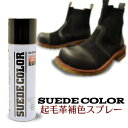 To color suede nubuck velour composition suede for exclusive use of the color spray raising leather for Columbus suede 65 ml [tomorrow easy correspondence]