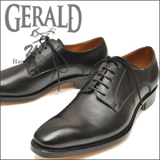 GERALD Gerald Goodyear production beyond the ultimate handwork-ハンドソーンウェルテッド! No price is 5 アイレットプレーントゥ not to be missed