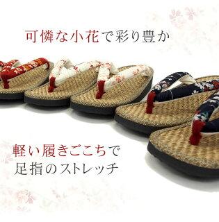 ころんと可愛い小判型パナマ草履ぞうりスリッパレディース女性用