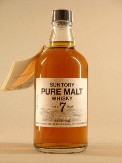 Suntory pure malt white seven years Suntory Pure Malt