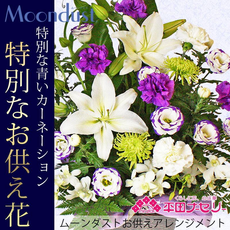ムーンダストアレンジC お供え お悔み花 ムーン...の商品画像