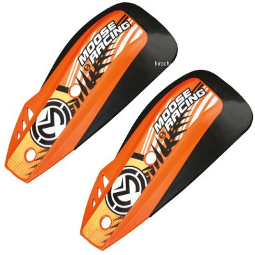 【USA在庫あり】 0635-1110 ムースレーシング MOOSE RACING ハンドガード リバウンド用 補修用シールド オレンジ