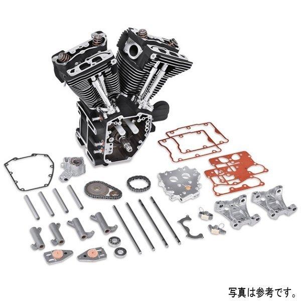 【メーカー在庫あり】 16200163 ハーレー純正 スクリーミンイーグル ロングブロックエンジン Twin Cam 110 ブラック