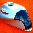 クレバーウルフ CLEVER WOLF タンクプロテクター ホーネット600/250 カーボン綾織 HORN-108-03 HD店