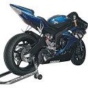 ホットボディーズ Hotbodies Racing スリップオンマフラー メガホン スラッシュカット 06年-13年 YZF-R6 ポリッシュ 207796 HD
