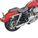 【USA在庫あり】 1801-0121 MXL-330 サイクルシャック Cycle Shack スリップオンマフラー 3インチ スラッシュアウト 04年-13...