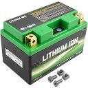 HJTZ14S-FP スカイリッチ(SKYRICH) リチウムイオン バッテリー YTZ14S