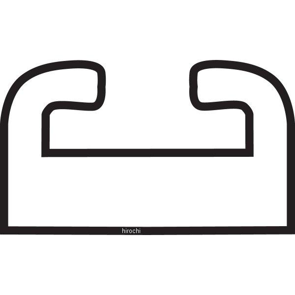 【USA在庫あり】 キンペックス Kimpex スライド 57インチ(1448mm) ポラリス 赤 04-194-02 HD店