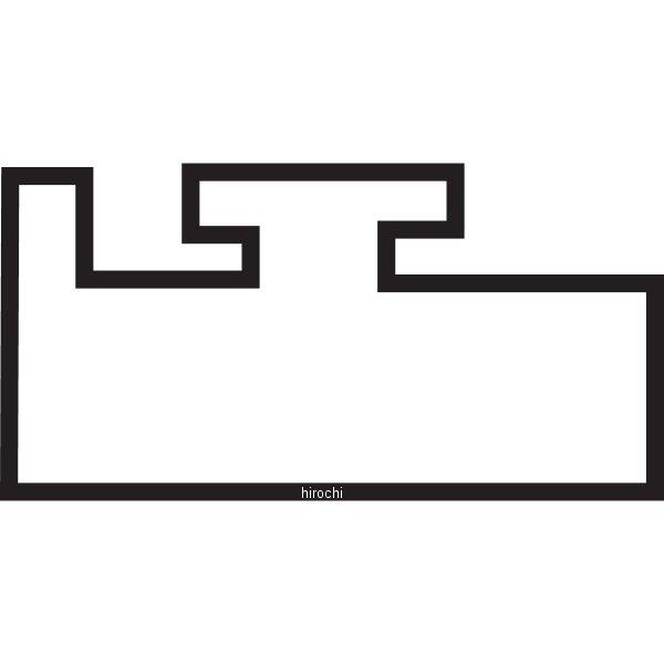 【USA在庫あり】 キンペックス Kimpex スライド 55-1/2インチ(1410mm) ポラリス 黒 04-209-15N HD店