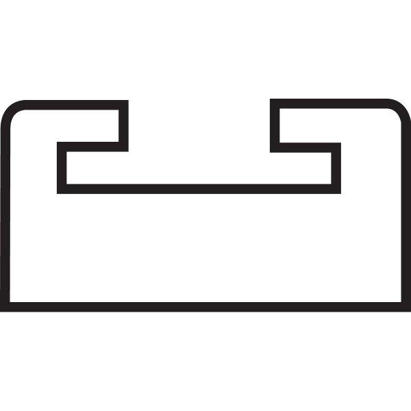 【USA在庫あり】 キンペックス Kimpex スライド 52-3/4インチ(1340mm) ヤマハ 黒 4703-0019 HD店
