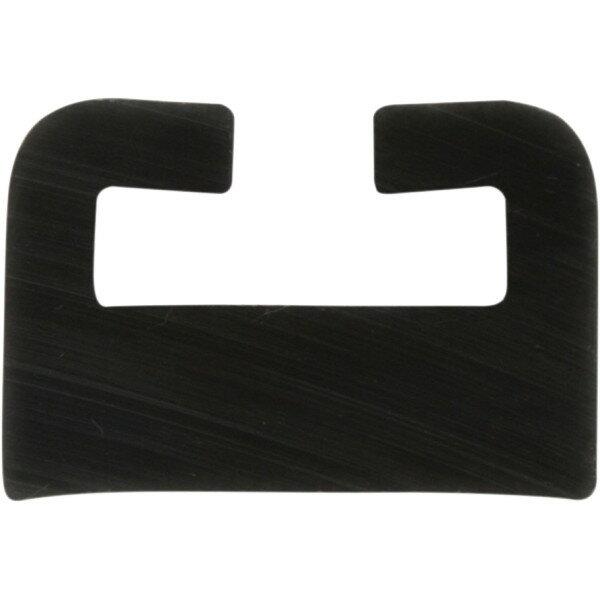 【USA在庫あり】 ガーランド Garland 補修用 スライド 53-3/4インチ(1365mm) Arctic Cat 黒 550-116 HD店